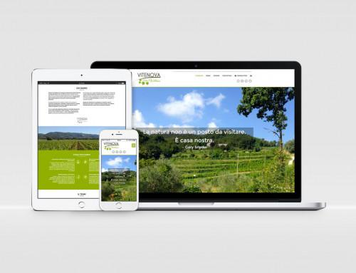 Vitenova website